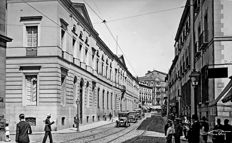 Universidad Central. 1920