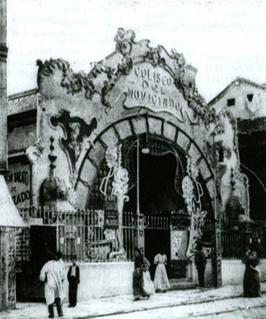 Coliseo Noviciado