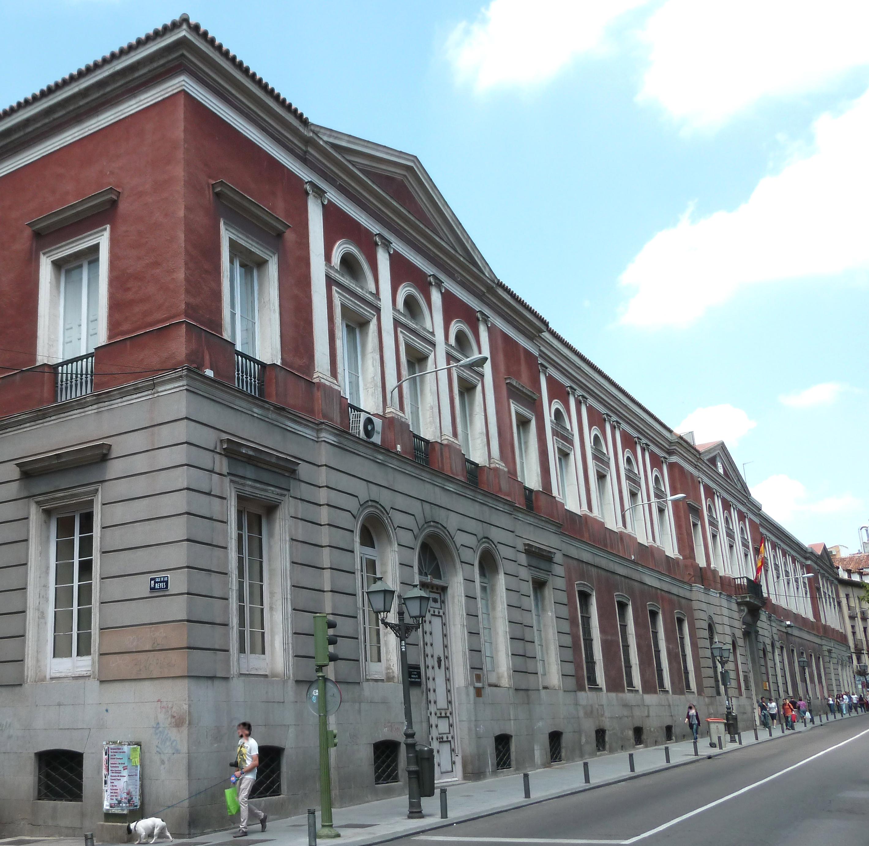 Edificio de la antigua Universidad Central