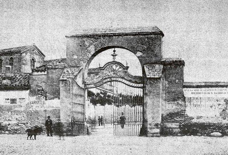 Puerta de Fuencarral