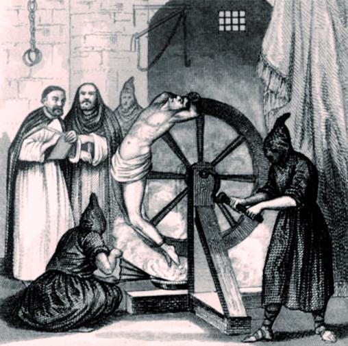 Tormento Inquisiciуn