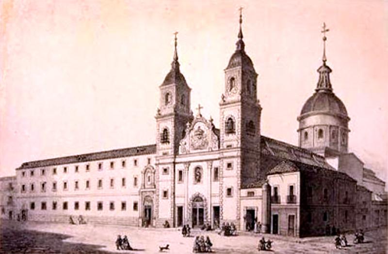 Iglesia del Noviciado de los jesuitas