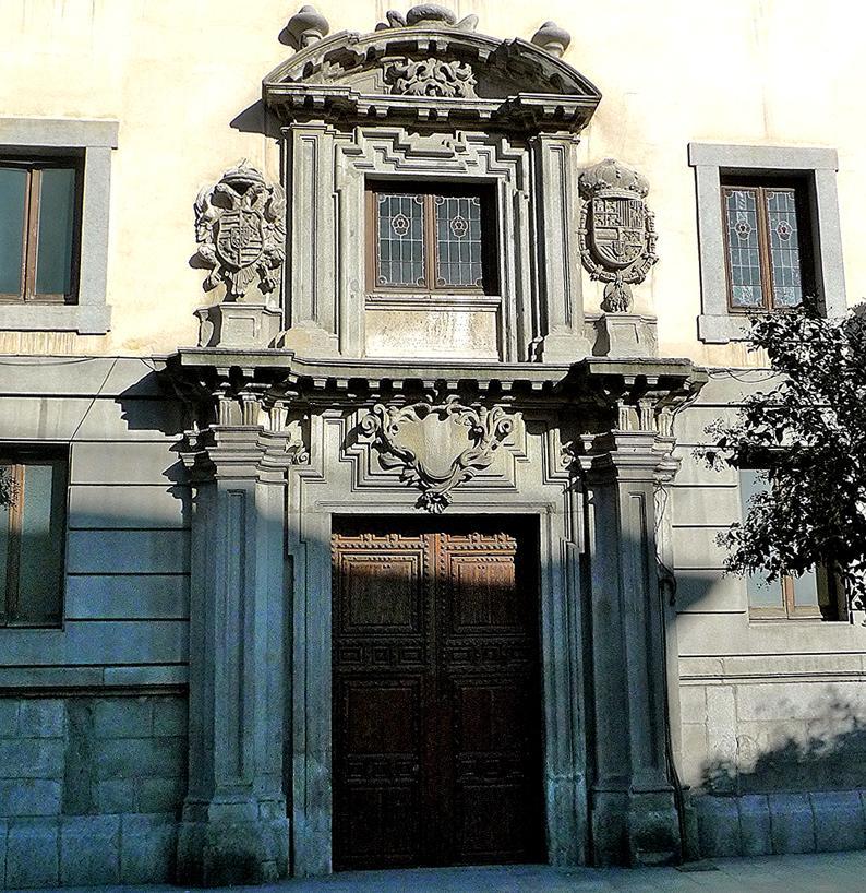 Instituto de San Isidro, antiguo Colegio Imperial