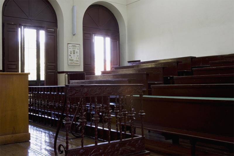 Aula magna del Cardenal Cisneros