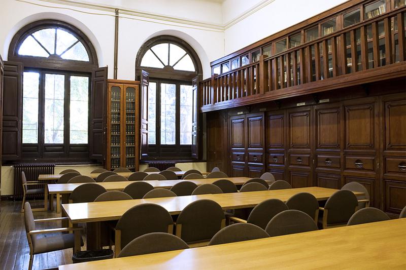 Biblioteca del cardenal Cisneros