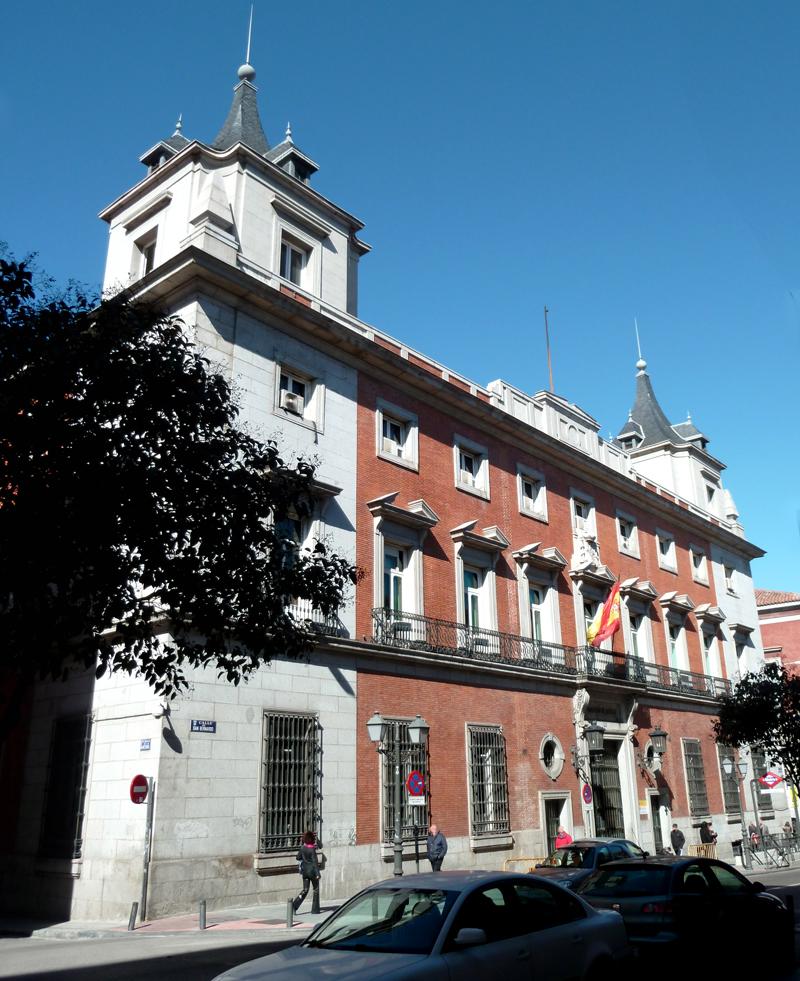 Estado actual del palacio de Sonora