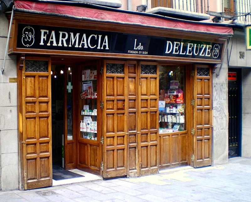 Farmacia Deleuze