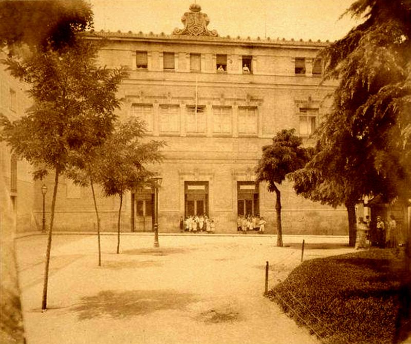 Escuela Modelo. 1885