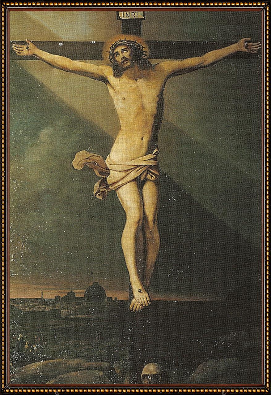 Cristo de la Luz. Anуnimo