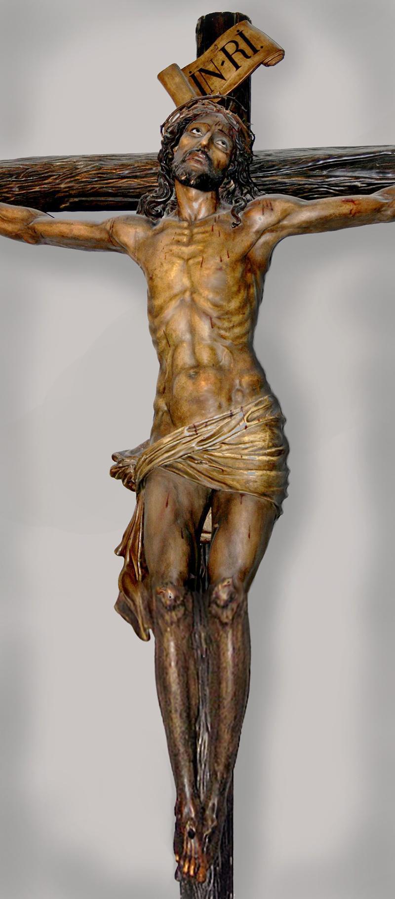 Cristo del perdуn, de Juan Alonso Villabrille y Ron