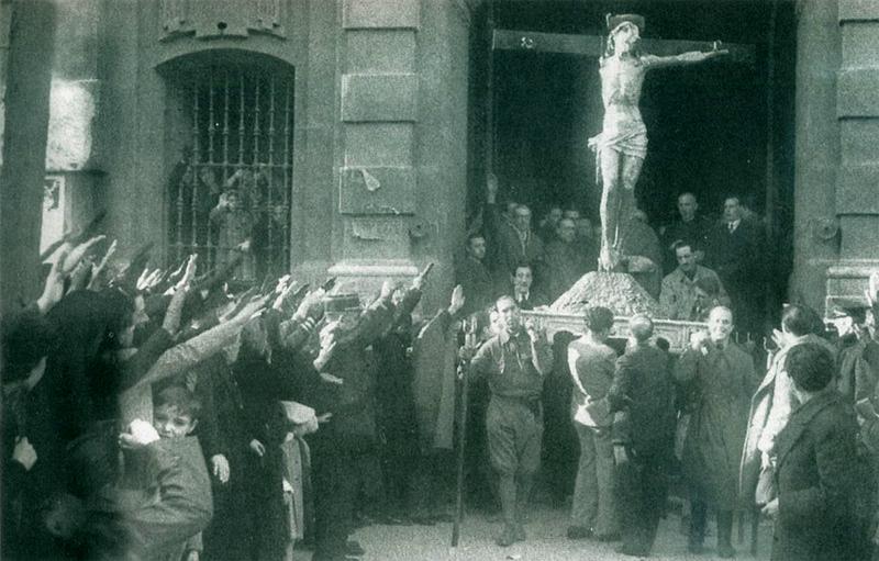 Cristo del Perdуn Mutilado