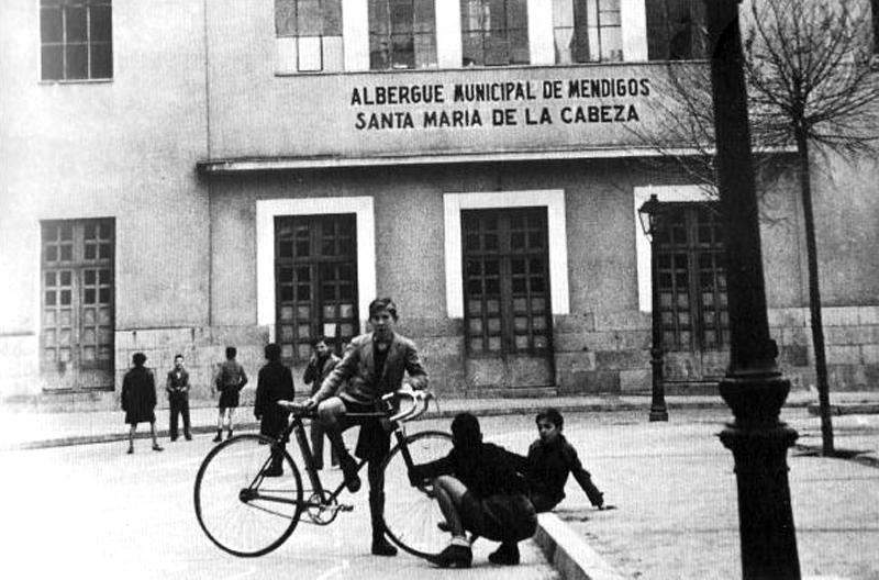 Colegio pъblico Pi i Margall. Asilo Municipal de Mendigos