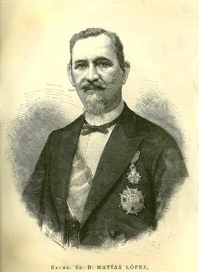 Don Matнas Lуpez