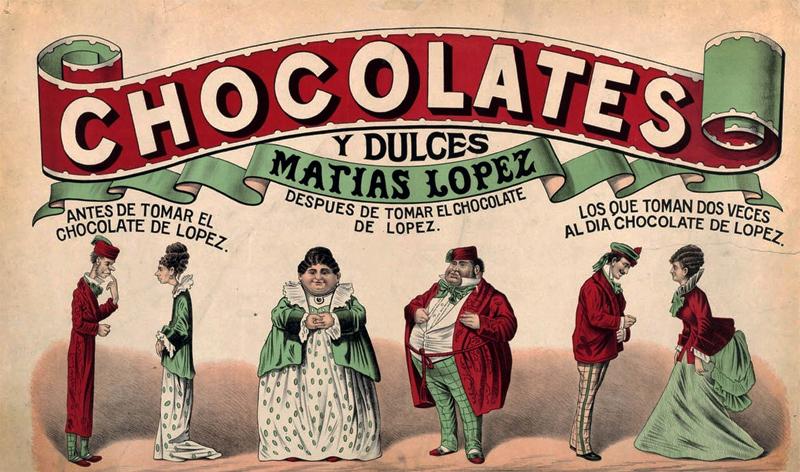 Chocolates Matнas Lуpez
