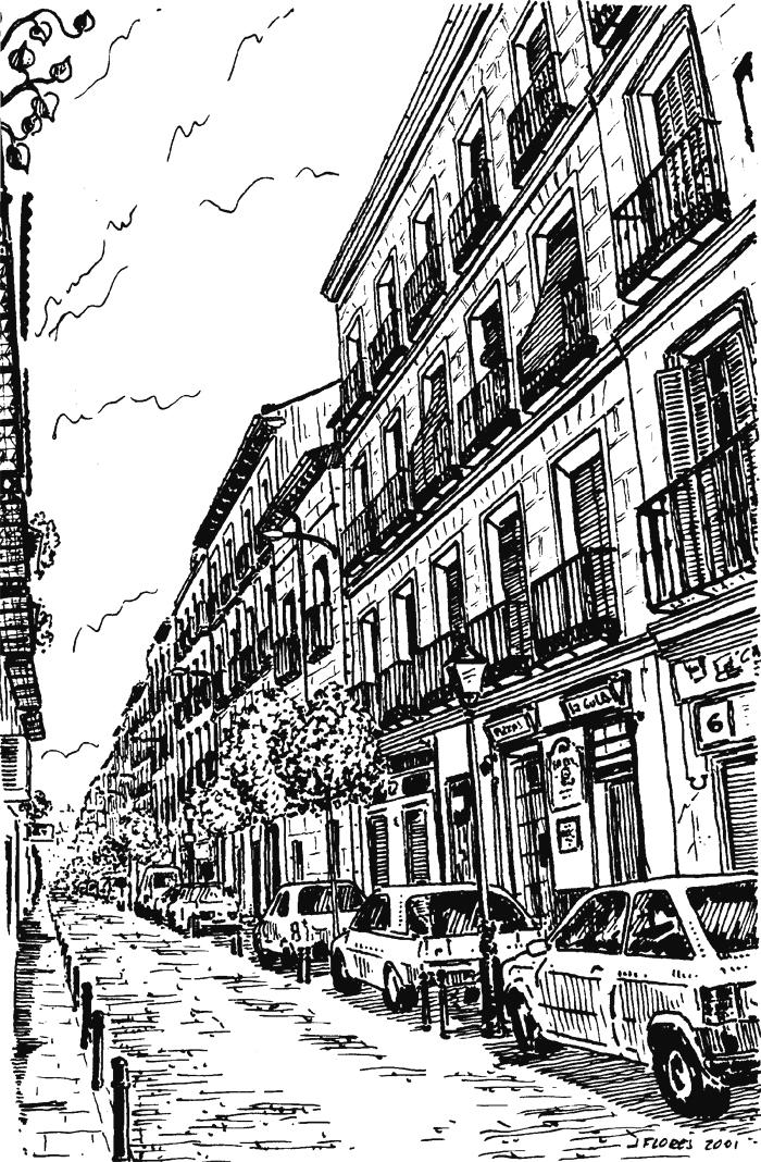 Calle de San Vicente Ferrer