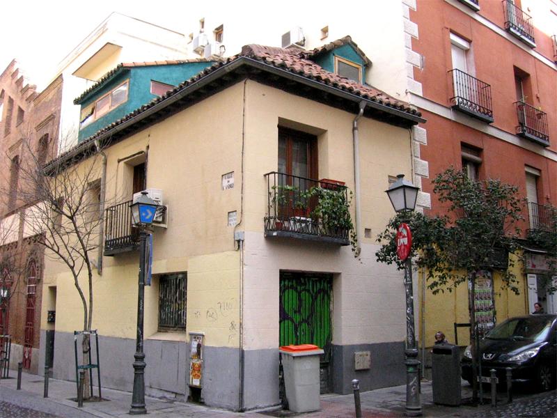 Antigua casa de los Gallegos