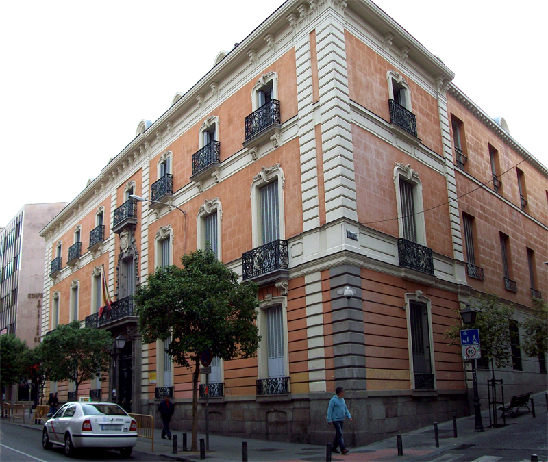 Palacio de Parcent