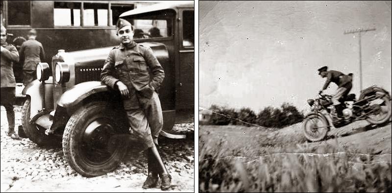 Mi padre y mi suegro en la Guerra Civil
