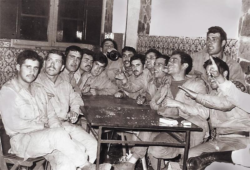 Cantina de reclutas