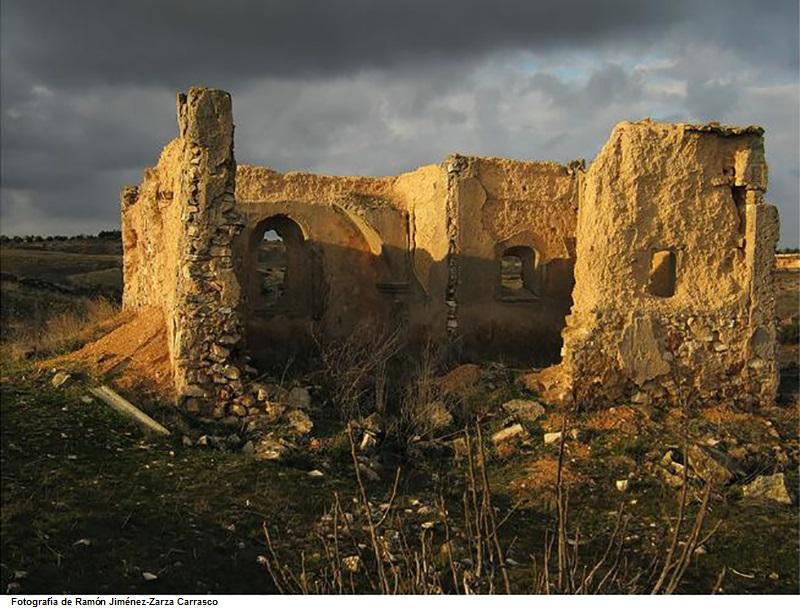 Ruinas de la ermita de San Roque