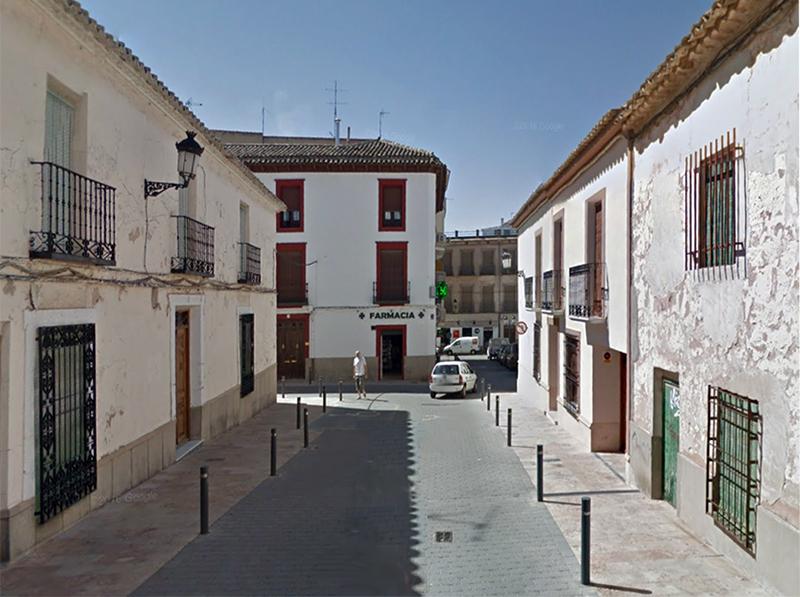 Casas de los Esteso y de los Puebla