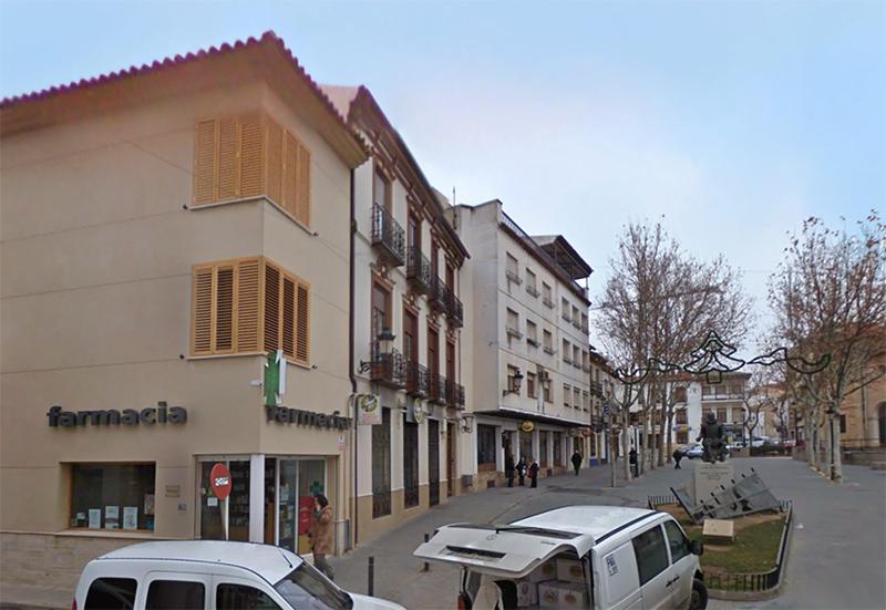 Casa de Alarcуn