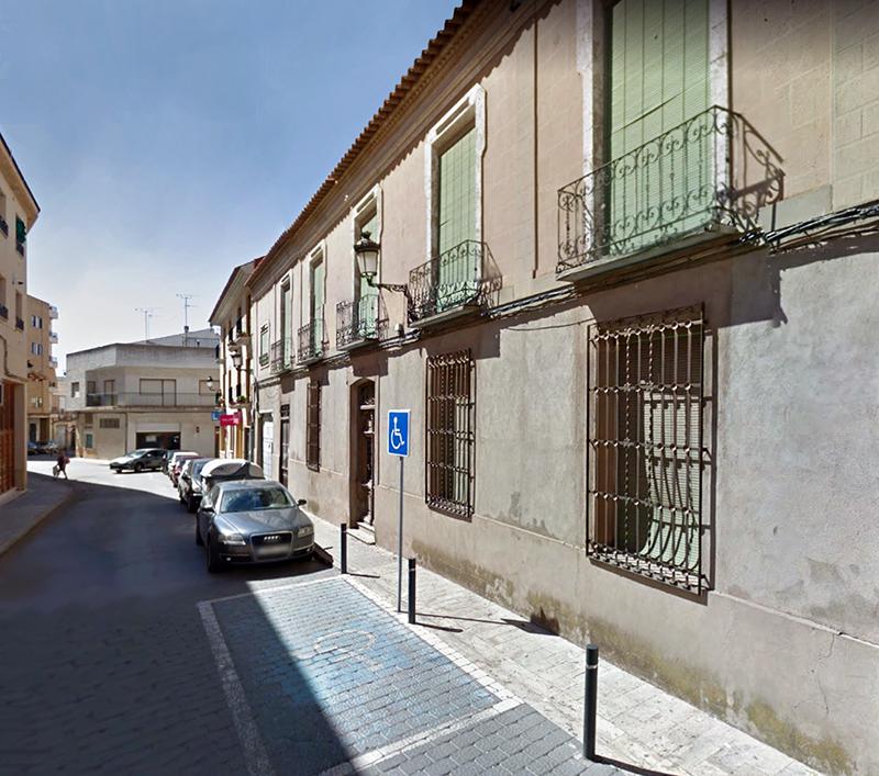 Casa de Ignacio Olivares