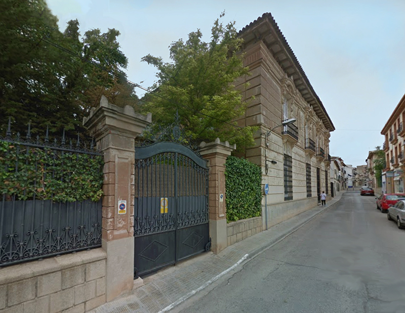 Casa de don Miguel Henrнquez de Luna