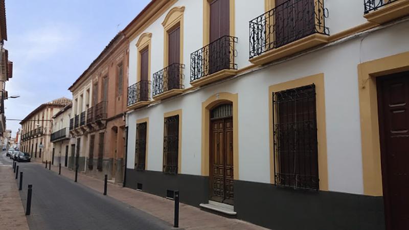 Calle del Convento