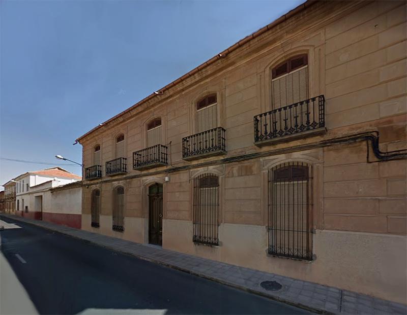 Casa de Fernando Alarcуn