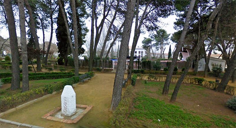 Antiguo Parque Municipal