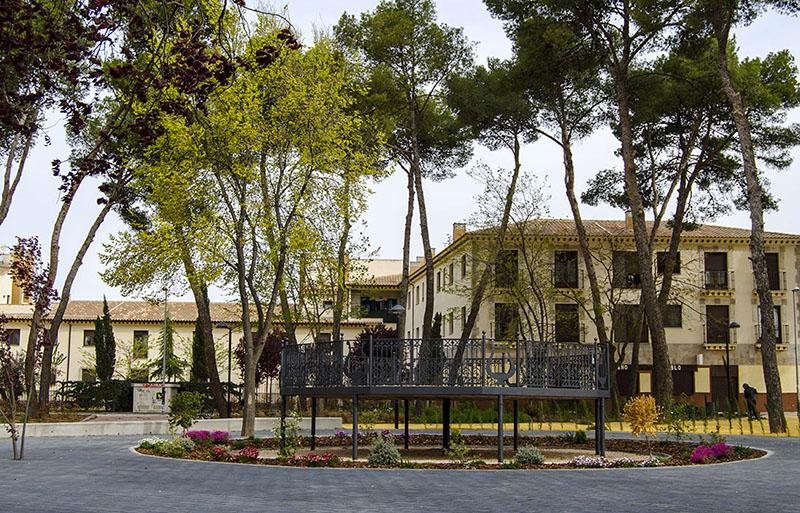 Parque Luis Cobos