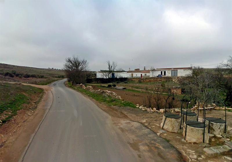 Calle de los Huertos