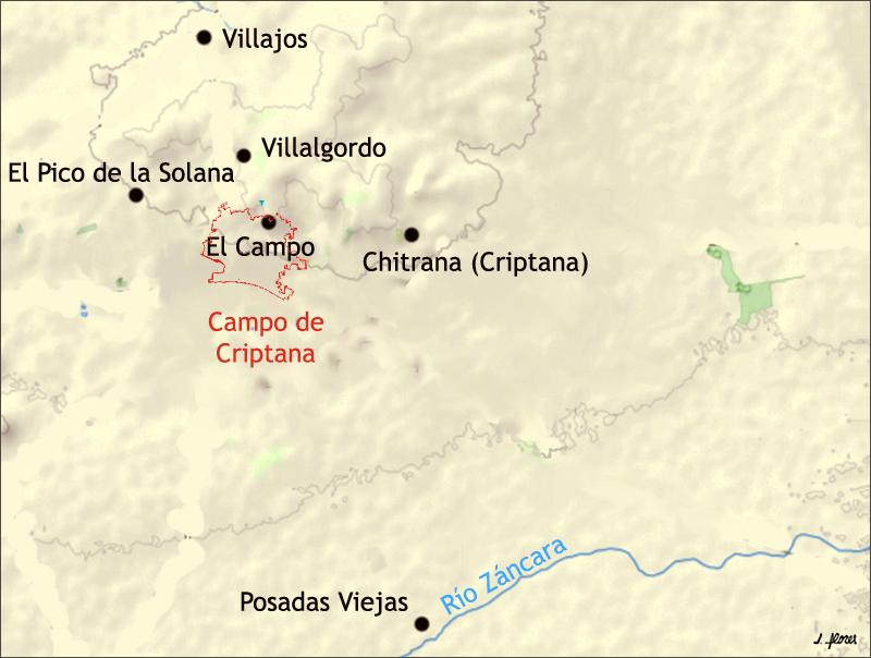 Formaciуn de Campo de Criptana