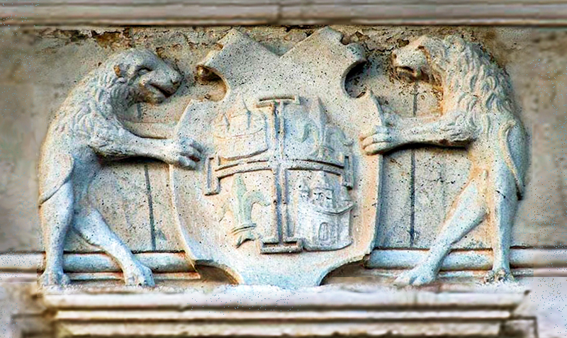 Escudo de los Baillo