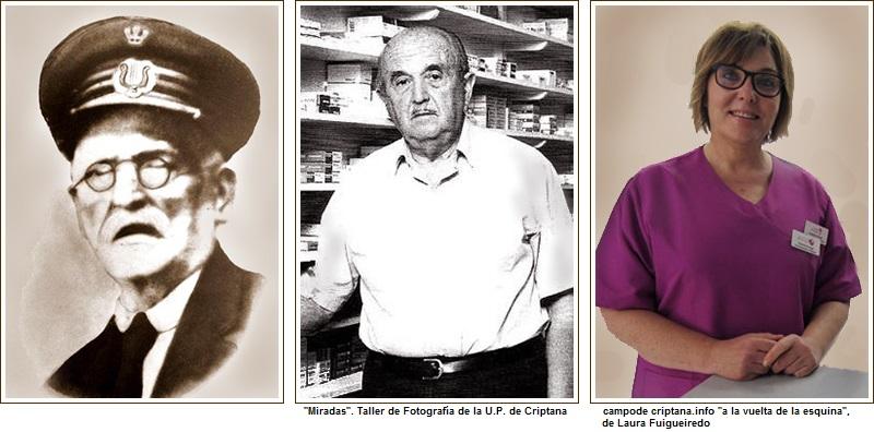 Don Dбmaso Alegre y don Бngel Guijarro