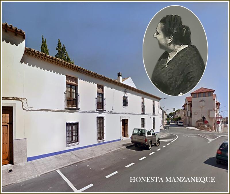 Honesta Manzaneque