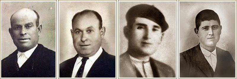 Alcaldes de la mayorнa socialista-republicana