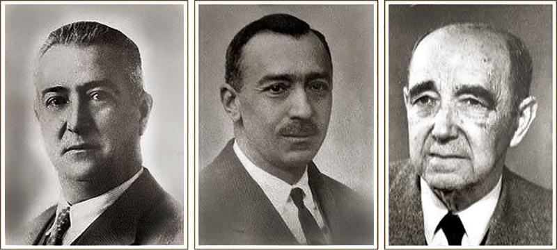 Alcaldes del bienio radical-cedista