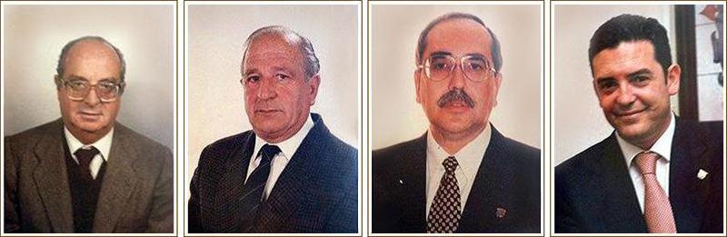 Alcaldes democrбticos
