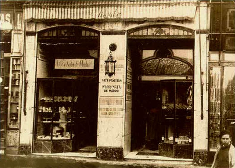 Numero De Ruta Banca Oriental:ANTIGUOS CAFS DE LA PUERTA DEL SOL