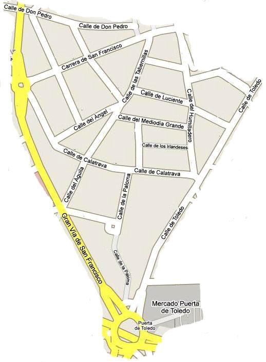 Barrio de la Paloma