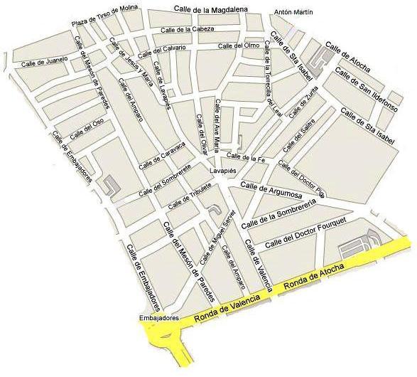 Barrio de Lavapies
