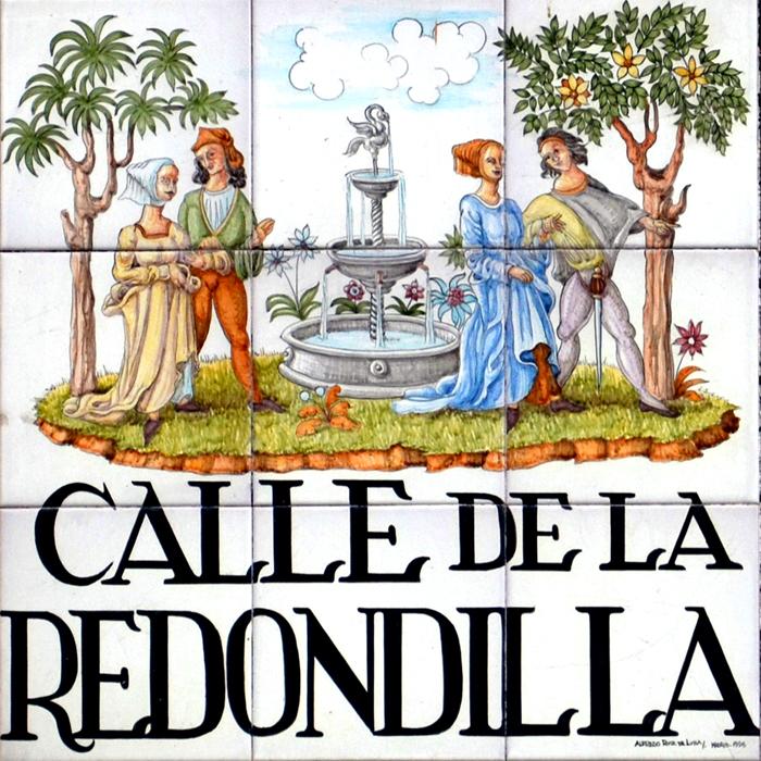 Calle de la Redondilla