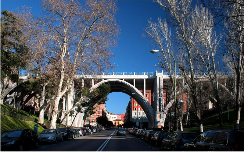 Viaducto actual