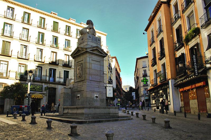 Fuentecilla de la calle de Toledo