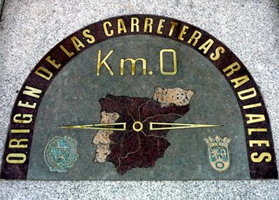 Kilómetro 0 actual