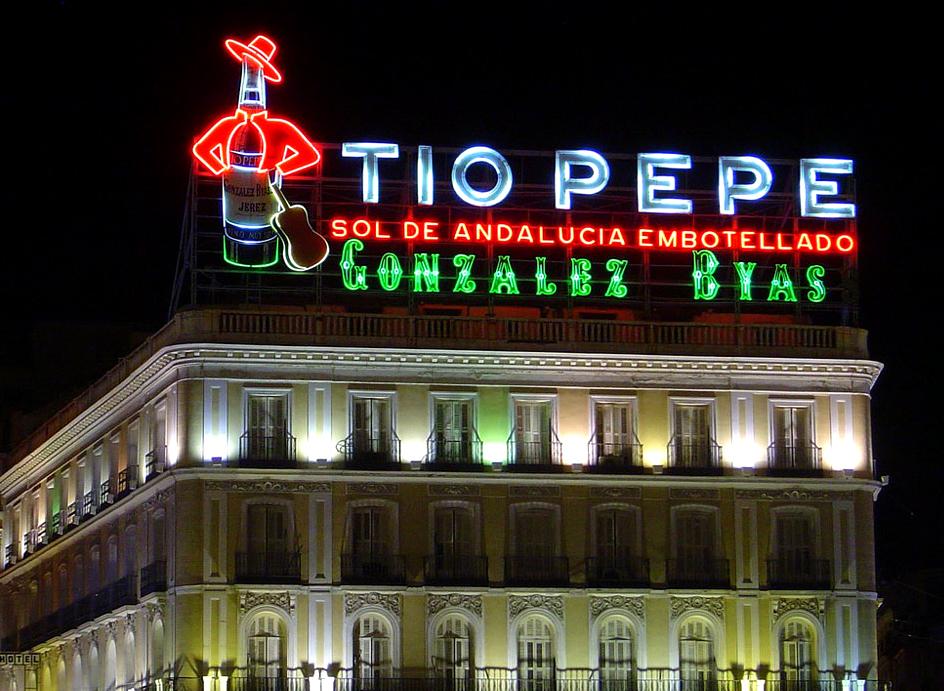 Antigua ubicación del Tío Pepe