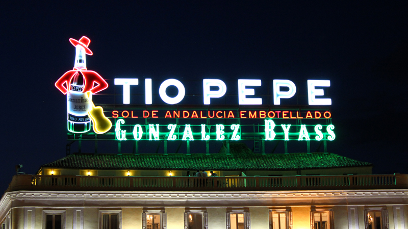 Nueva ubicación del Tío Pepe