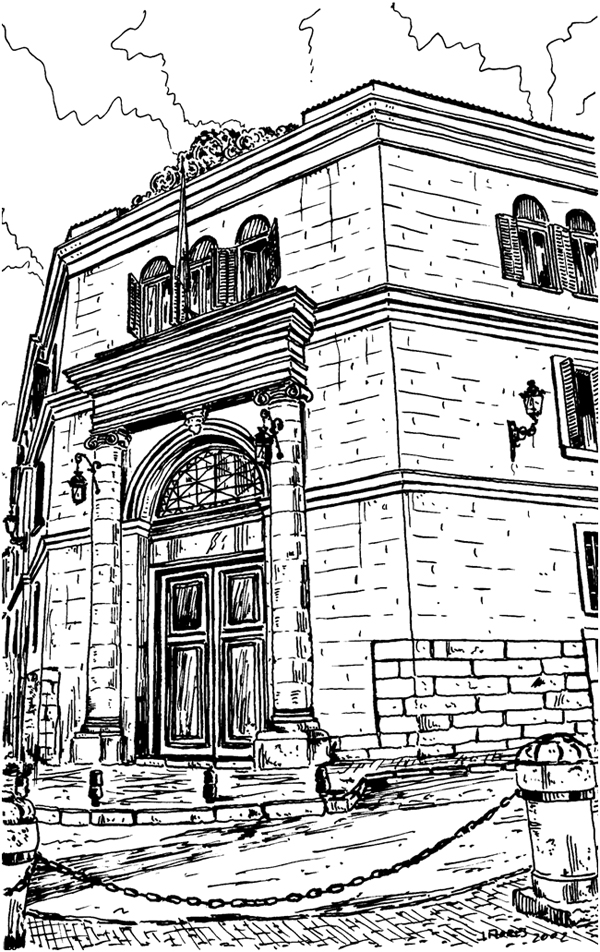 Casa Real de Postas